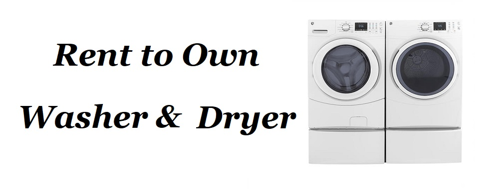Rent To Own Washer And Dryer >> Rent To Own Washer And Dryer Nearly No Credit Check